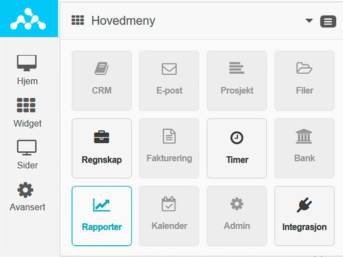 24sevenoffice benyttes av SMB accounting - regnskapsføring
